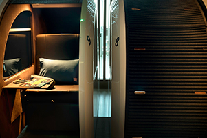 Guide To DBX Dubai Airport Showers & Facilities [Sleeping Pods & Lounges]